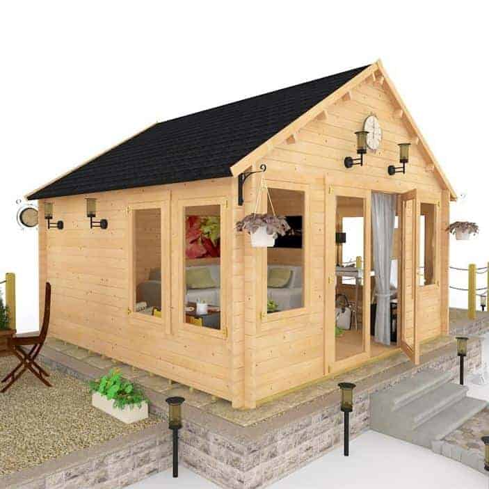 BillyOh Windsor Luxury Log Cabins