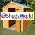Sheds World Logo