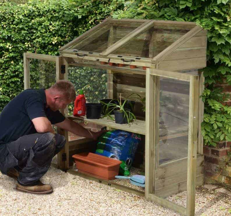 Mini Greenhouse - Who Has The UK's Best Mini Greenhouse?