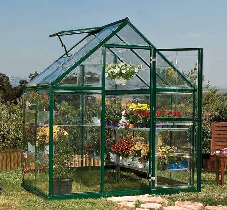 Small Greenhouse - Who Has The UK's Best Small Greenhouse? on