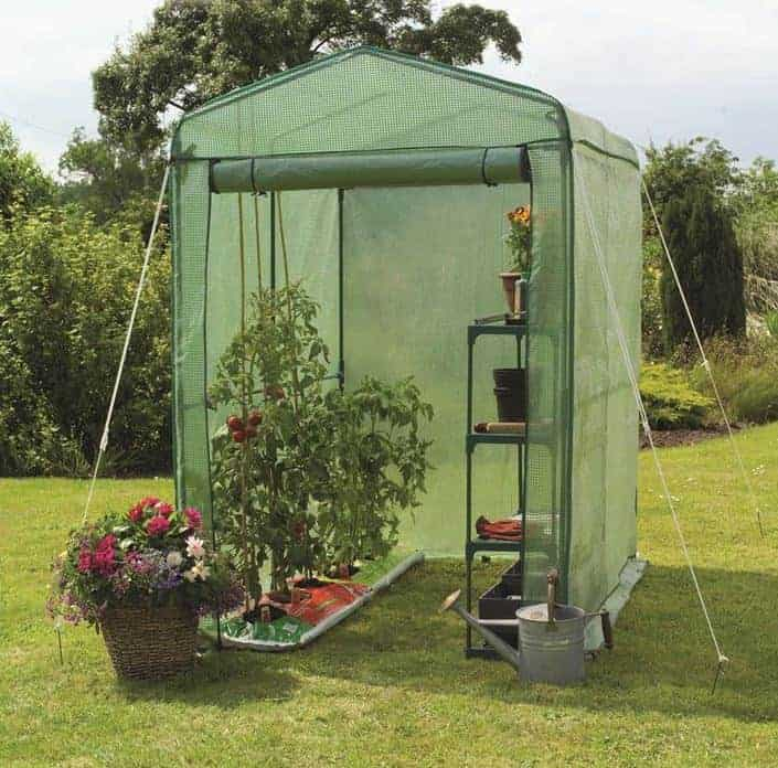 Garden Grow Premium 12 Shelf Greenhouse