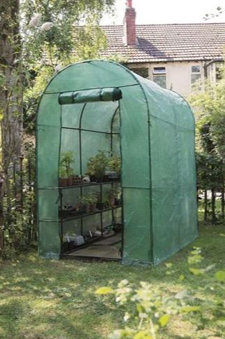 8'x8' Rowlinson Walk In Greenhouse In a Box (1.8x2.4m)