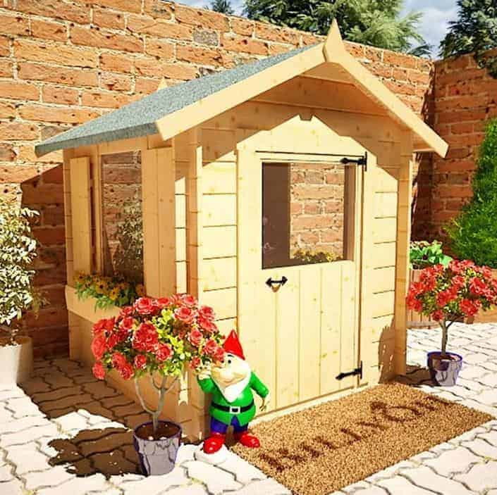 BillyOh Childs Log Cabin Playhouse