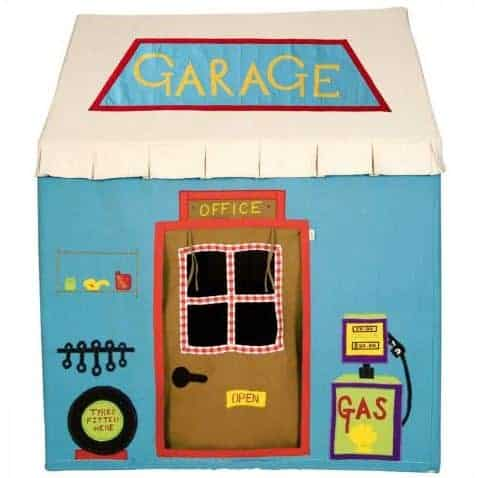 Knorrtoys 55423 knoortoys Playhouse-Garage, Multi Color