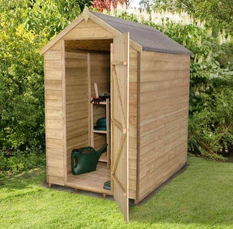 Cheap storage sheds who has the best cheap storage sheds for Garden shed 6 x 4 cheap