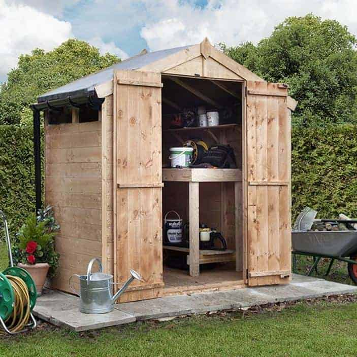 Good BillyOh 300 4 X 6 Cheap Storage Sheds