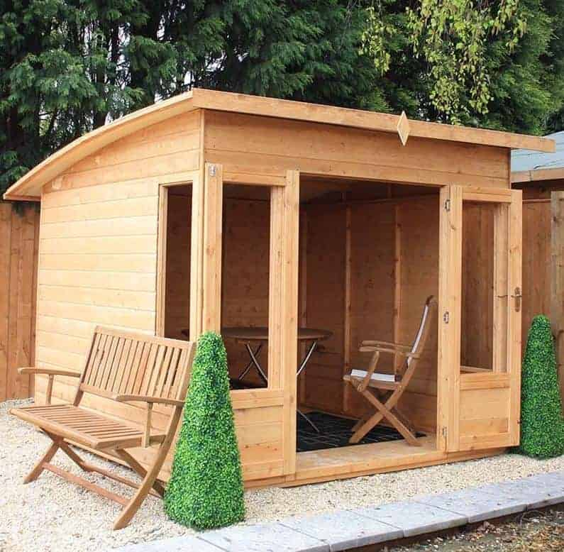 how to build a summer house free plans
