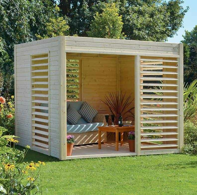 Summer House For Garden Uk: Who Has The Best Contemporary
