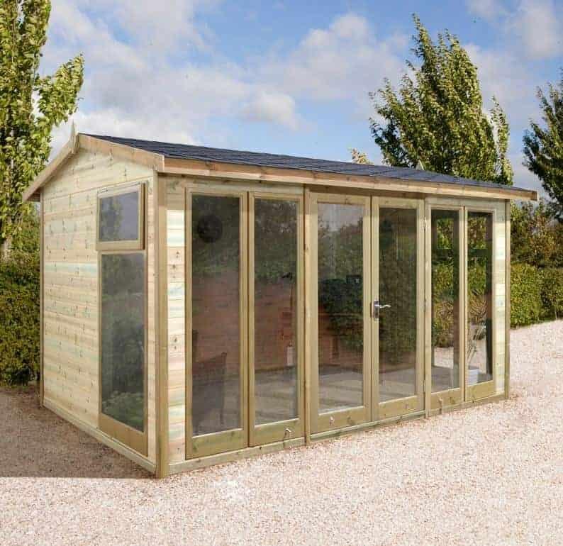 Garden office who has the best garden office for Luxury garden buildings
