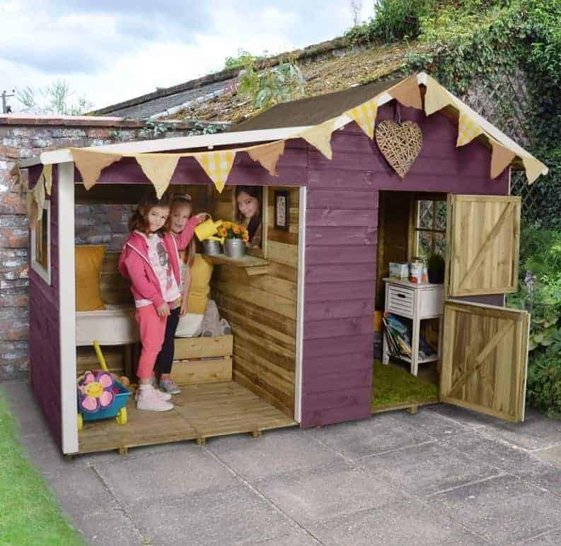 Garden Playhouse Who Has The Best Garden Playhouse