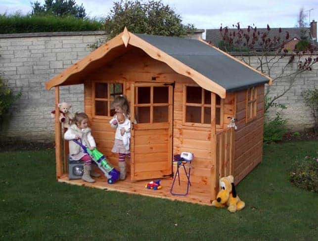 Loxley 6' x 4' Truffle Playhouse