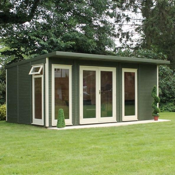 3m x 5m Waltons Insulated Garden Room