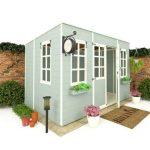 Garden Rooms - BillyOh 5000 Pent Sanctuary Garden Rooms