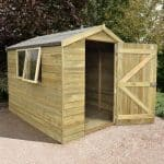 Garden Storage Shed - Shed Republic 8 x 6 Ultimate Tongue And Groove Garden Storage Shed