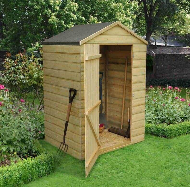 Storage sheds uk trend for Small outdoor sheds for sale