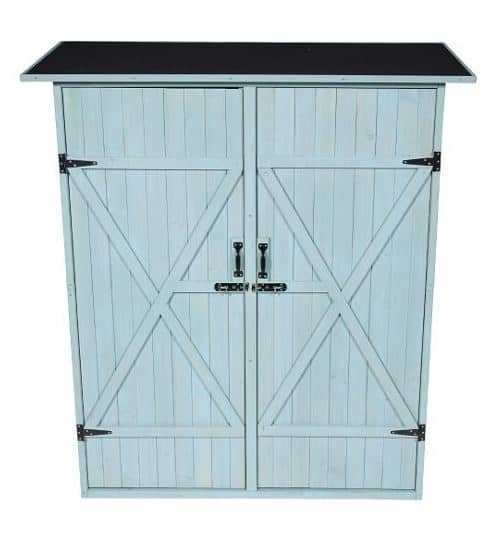 Loxley 6' x 3' Pressure Treated Double Door Overlap Pent Shed