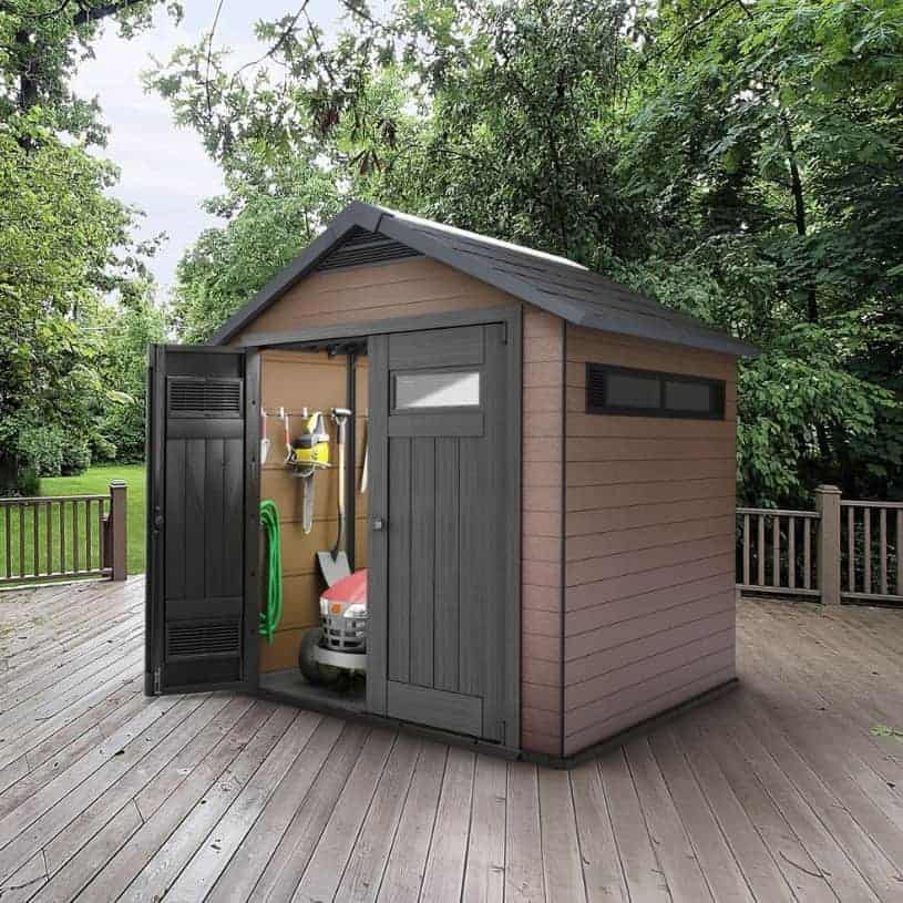 Plastic Sheds Who Has The Best Plastic Sheds