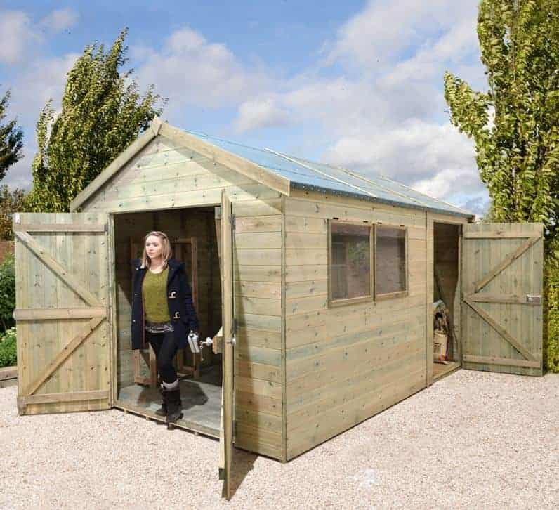 Who Has The Best Wooden Sheds?