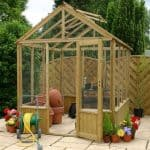 8-x-10-Waltons-Pressure-Treated-Wooden-Greenhouse