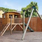 13 X 12 Windsor Rose Tower Activity Centre Playhouse