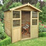 6x6 Purton Summerhouse