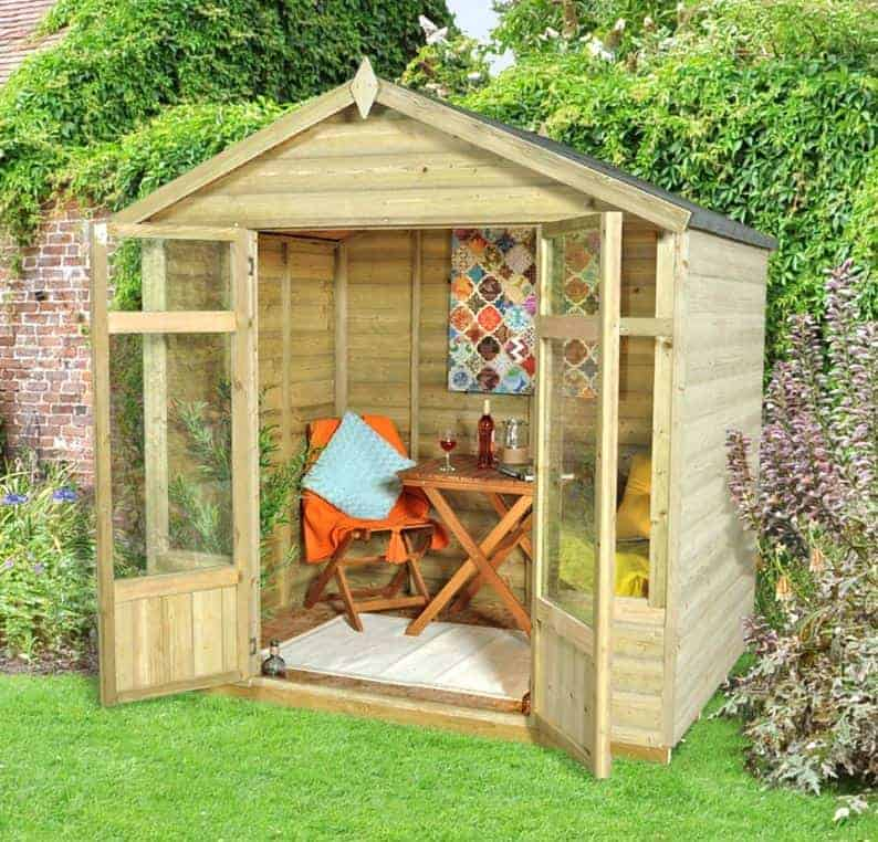 7 x 5 Burford Summerhouse