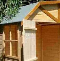 7 x 7 Shire Barn Double Door Shed Shed Type And Roof Size