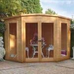 7x7 Shire Barclay Corner Summerhouse