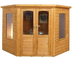 7x7 Sudbury Corner Summerhouse Treatment Requirement And Warranty