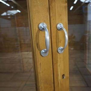 9 x 9 Waltons Premier Corner Summerhouse Doors And Windows