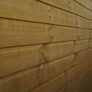 9 x 9 Waltons Premier Corner Summerhouse Treatment Requirement And Warranty