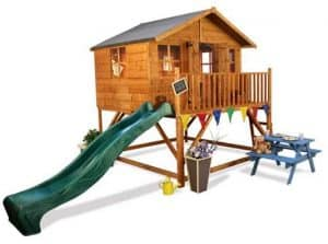 BillyOh Mad Dash 400 Lollipop Tower Playhouse - Type And Roof Size