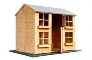 BillyOh Mad Dash 4000 Gingerbread Playhouse - Doors And Windows