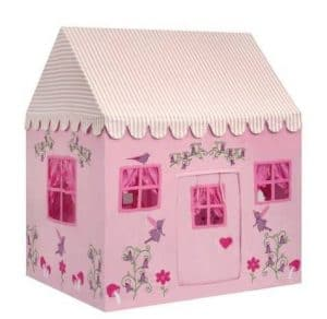 Kiddiewinkles 2 in 1 Enchanted Garden and Fairy Woodland Playhouse - Cladding Frame And Floor