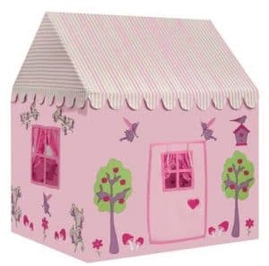 Kiddiewinkles 2 in 1 Enchanted Garden and Fairy Woodland Playhouse - Type And Roof Size