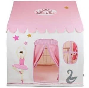 Kidsley Ballet School Playhouse with Quilt