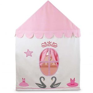Kidsley Ballet School Playhouse with Quilt - Treatment Requirement And Warranty