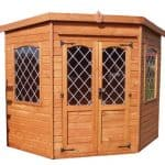Leaded Corner Summerhouse