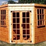 Shedlands Traditional Stowe Summerhouse 6'x6'