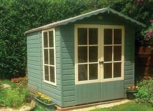 Wickes Buckingham Summerhouse 7 X 7 Summerhouse Type And Roof Size