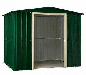 8 X 6 Lotus Heritage Green Shed Cladding Frame And Floor