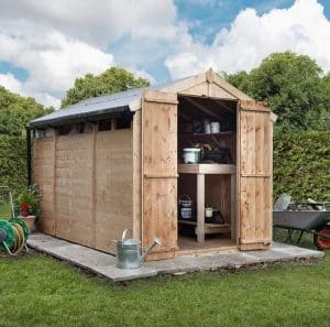 BillyOh 300 Privacy 10 x 6 Wooden Shed