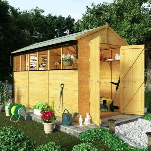 BillyOh 5000 12 x 6 Wooden Shed