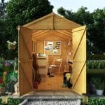 BillyOh 5000 12 x 6 Wooden Shed Treatment Requirement And Warranty