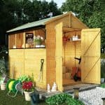 BillyOh 5000 Greenkeeper 8 x 6 Shed