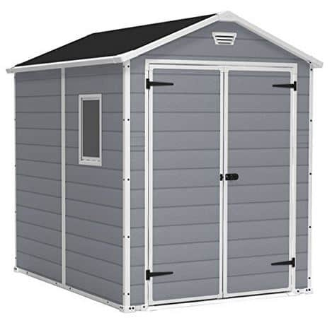 Keter Manor Plastic Shed 8 X 6