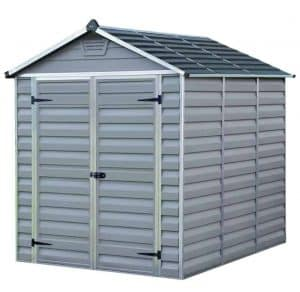 Palram Grey Skylight 8 x 6 Shed Type And Roof SizeType And Roof Size