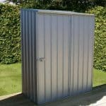 Absco Space Super Saver Metal Shed