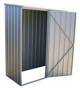 Absco Space Super Saver Metal Shed Cladding Frame And Floor