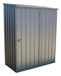 Absco Space Super Saver Metal Shed Type And Roof Size